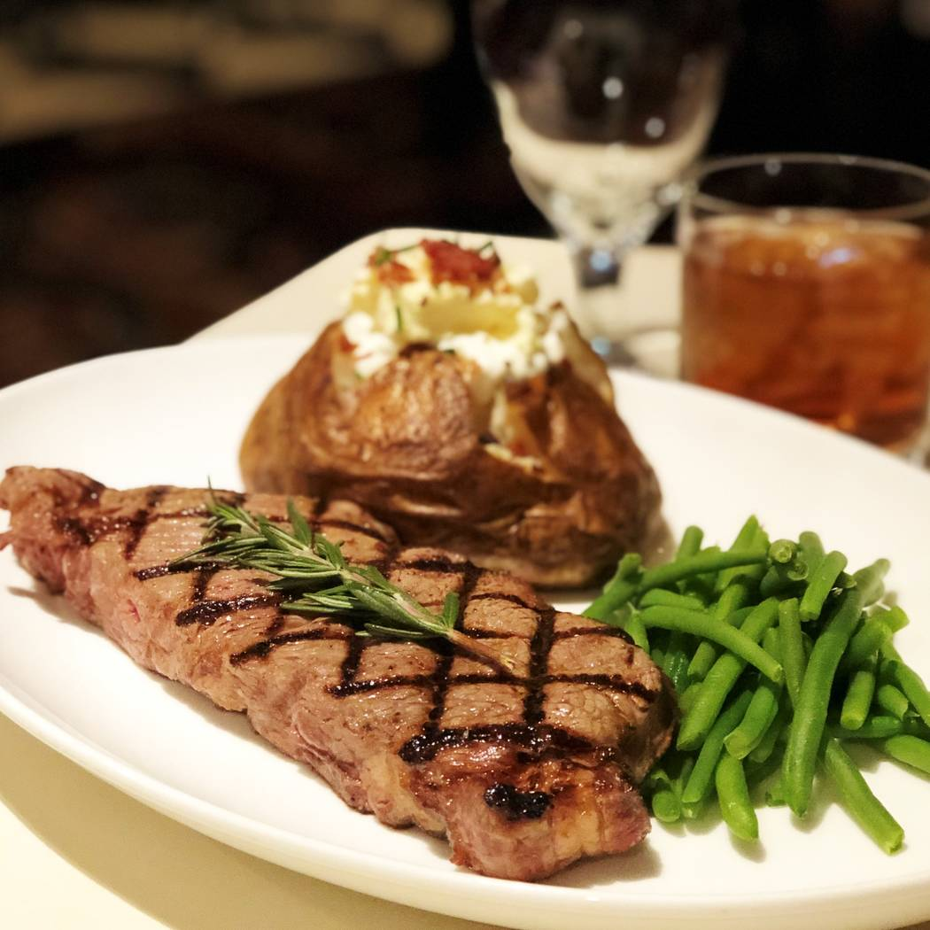 The Rodeo Special at The Prime Rib Loft will be offered during NFR. (Boyd Gaming)