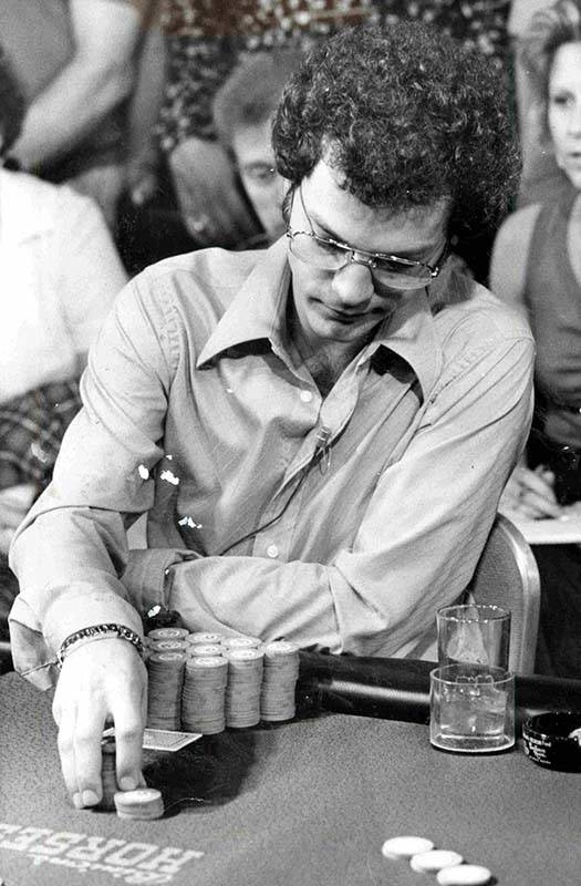 At 28, Bobby Baldwin won the 1978 World Series of Poker Championship (Las Vegas Review Journal ...