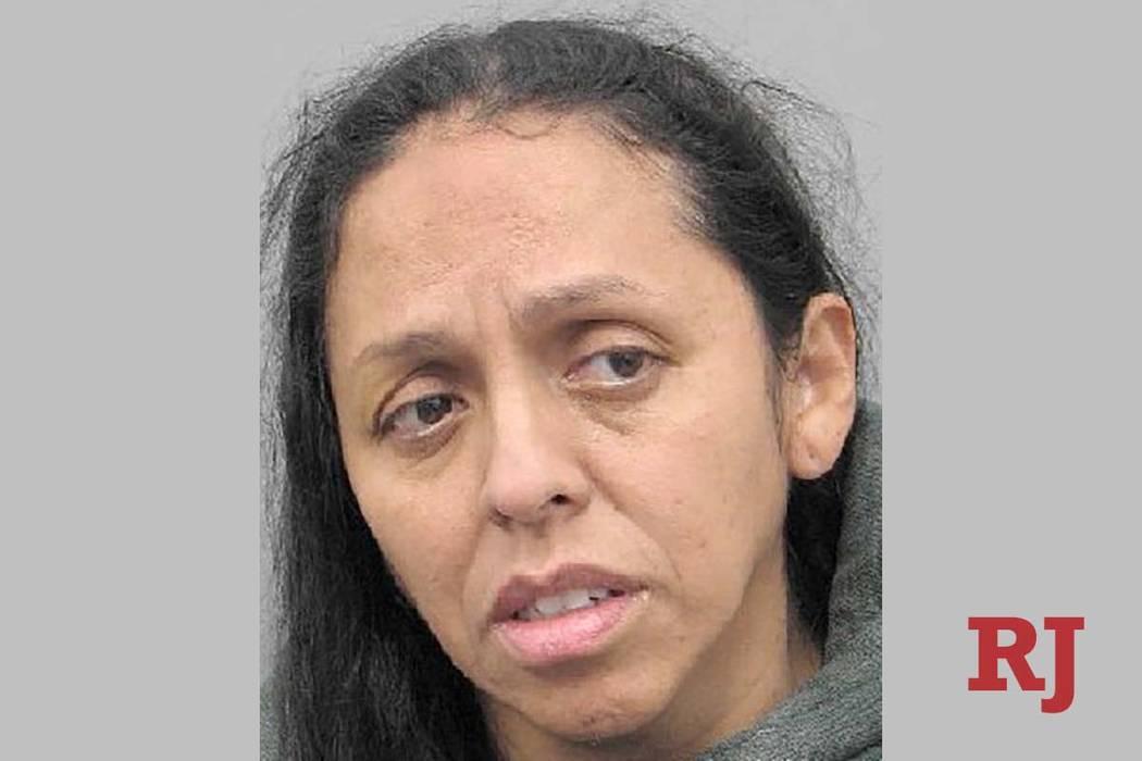 Rita Colon (Henderson Police Department)