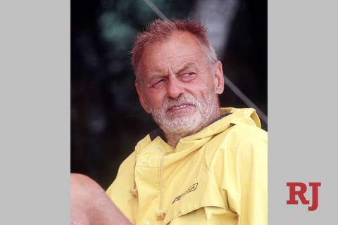 """Survivor"" contestant Rudy Boesch (CBS)"