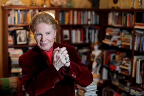 FILE - In this Feb. 14, 2012 file photo, Puerto Rican astrologer Walter Mercado, also known as ...