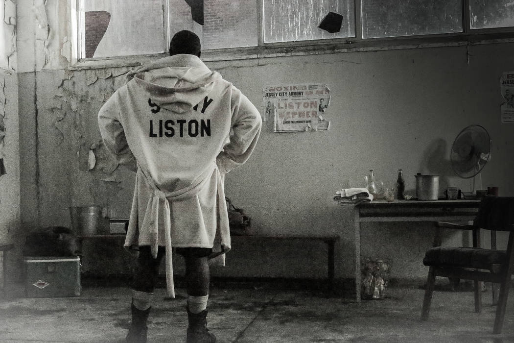 A still from Pariah: The Lives and Death of Sonny Liston. (Courtesy Showtime)