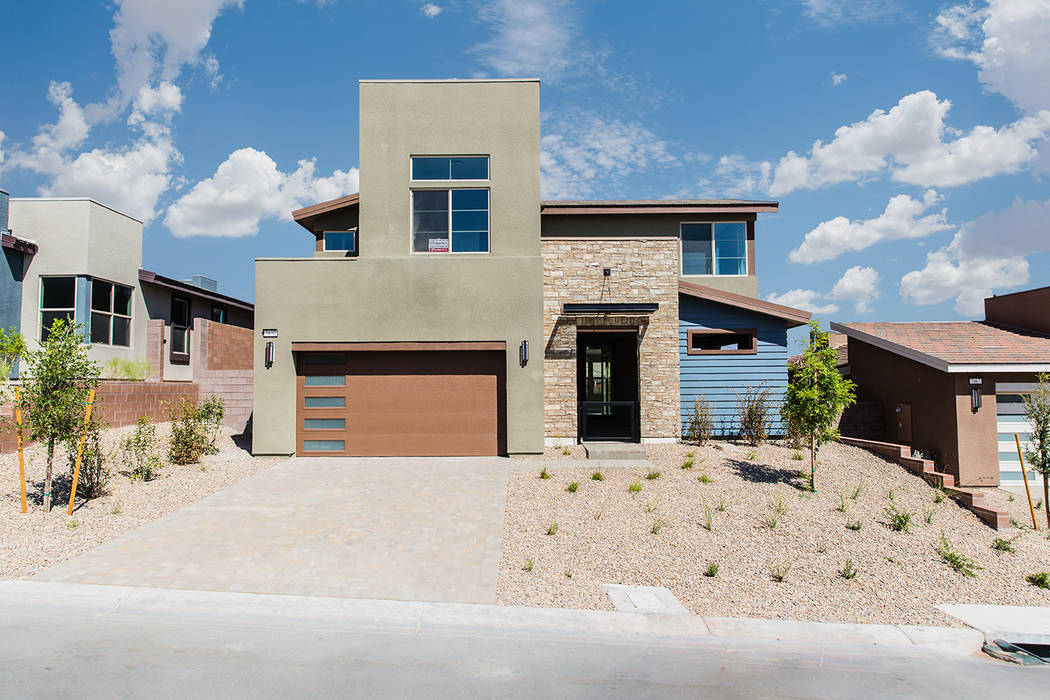 The award-winning Terra Luna Plan Two by Pardee Homes is one of the 40 specially priced SmartBu ...