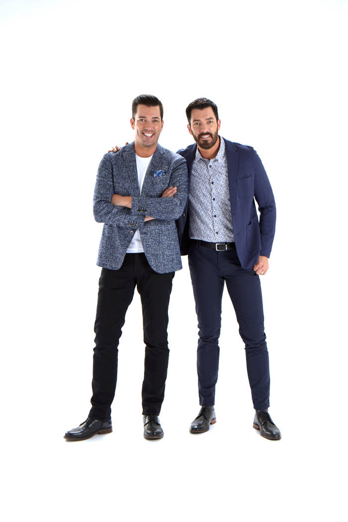 Drew and Jonathan Scott have launched their Dream Home by Scott Living line of custom homes in ...