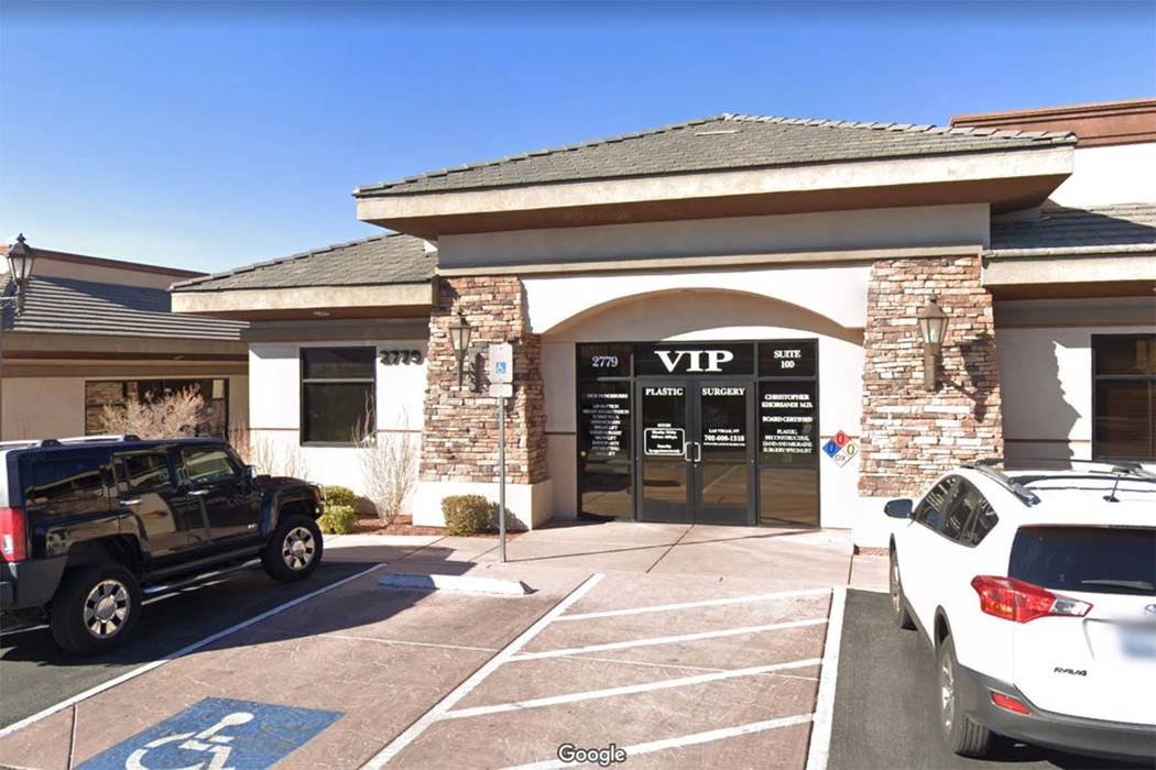 VIP Plastic Surgery (Google Street View)
