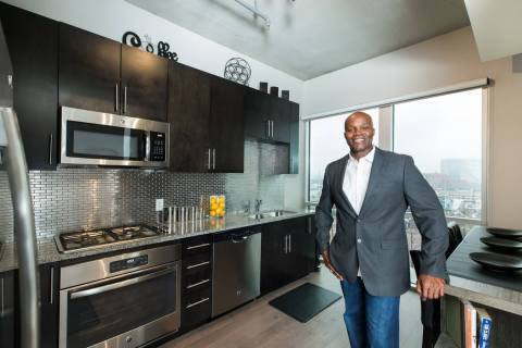 Army recruiter Charles Orange used Veterans Affairs financing to purchase his condo at Juhl in ...
