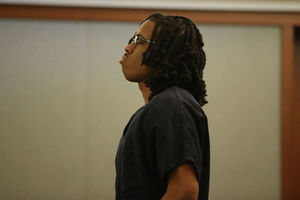 Lee Dominic Sykes, who pleaded guilty to first-degree murder with a deadly weapon in the death ...