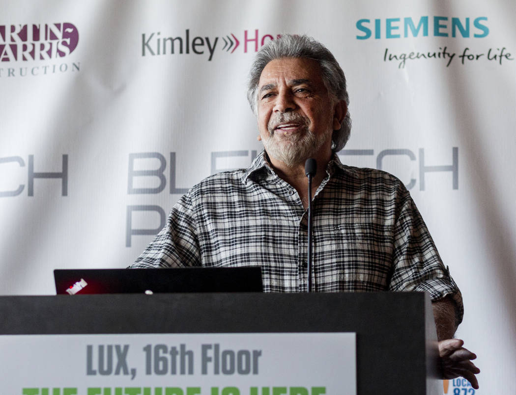 Khusrow Roohani, owner of Seven Valleys Realty & Construction, shares his excitement for Bl ...