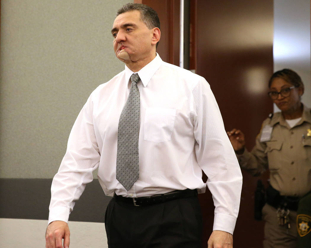 Manuel Mata, who is accused of killing Maria Flores and her 17-year-old daughter, Elizabeth Gom ...