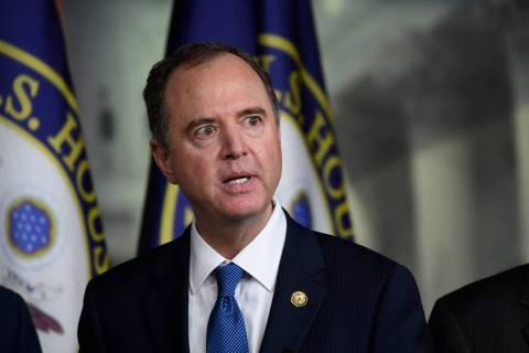 Rep. Adam Schiff, D-Calif. (The Associated Press)