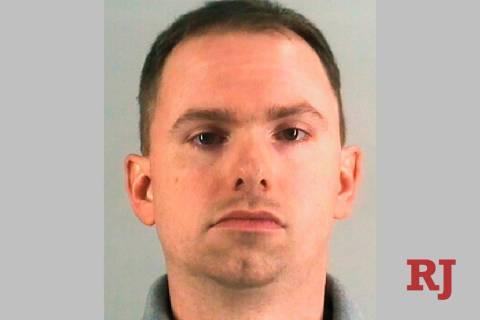 Aaron Dean (Tarrant County Jail via AP)