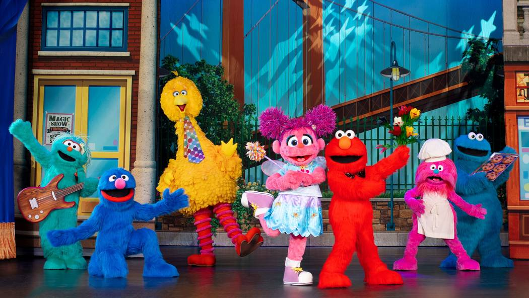 "Sesame Street Live! ""Make Your Magic"" (Boyd Gaming)"
