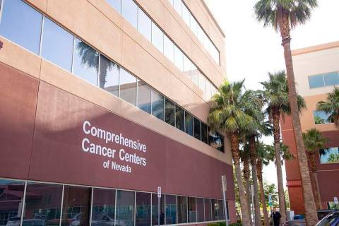 Comprehensive Cancer Centers of Nevada has entered into negotiations with the city of Las Vegas ...