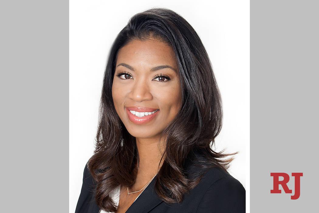 Nevada Gaming Control Board Chairwoman Sandra Morgan (Courtesy)