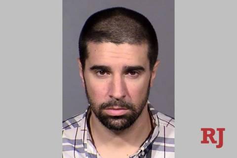 Nicholas Robinson (Las Vegas Metropolitan Police Department)