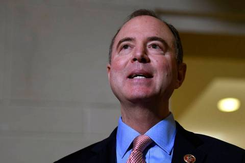 House Intelligence Committee Chairman Adam Schiff, D-Calif. (AP Photo/Susan Walsh)