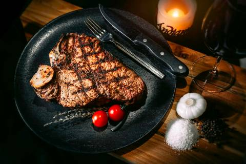 Andiamo Steakhouse is taking orders now for steaks to be served Dec. 1-21. (Andiamo Steakhouse)
