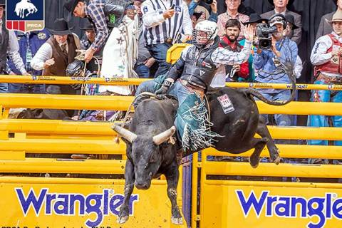 Broken Arrow, soon to be a five-time entrant in the Wrangler National Finals Rodeo, will retire ...