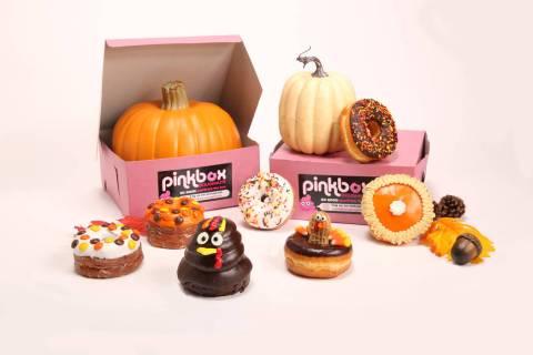 (Pinkbox Doughnuts)