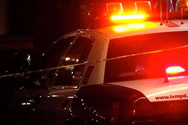 (Las Vegas Metropolitan Police Department)