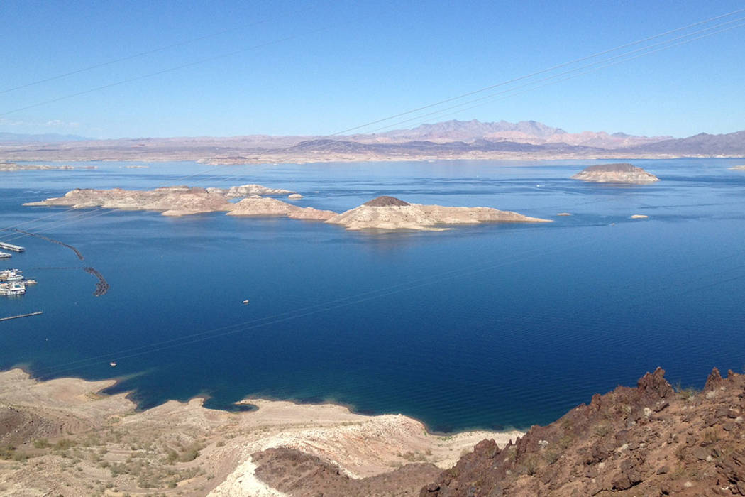 Lake Mead National Recreation Area (Las Vegas Review-Journal)