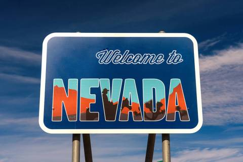 About 127,000 people moved to Nevada from other states and another 14,000 came from abroad betw ...