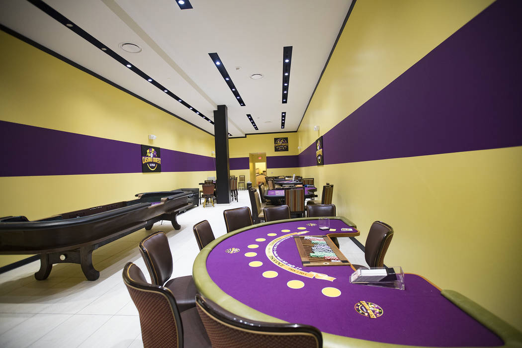 Casino Quest, a new entertainment company where guests can learn to play different casino games ...