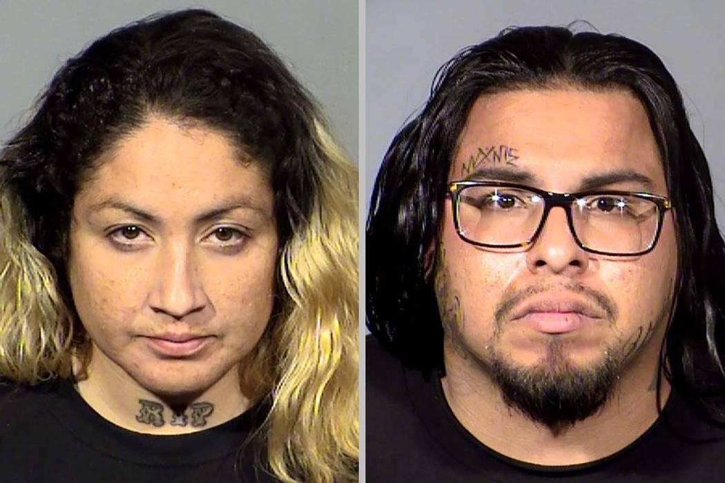IrisGuerrero and SebastianNav-Guerra (Las Vegas Metropolitan Police Department)