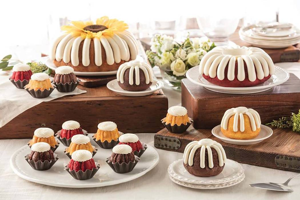 Friday is National Bundt Day, and Nothing Bundt Cakes is celebrating by giving away free cakes. ...