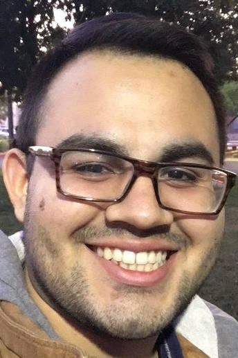 Oscar Rubio (Photo courtesy of Oscar Rubio)