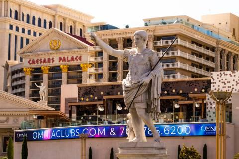 Shareholders for Caesars Entertainment Corp. and Eldorado Resorts Inc. are voting Friday on Eld ...
