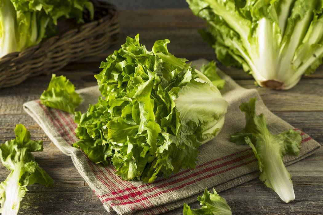 Raw Green Organic Escarole. (Getty Images)