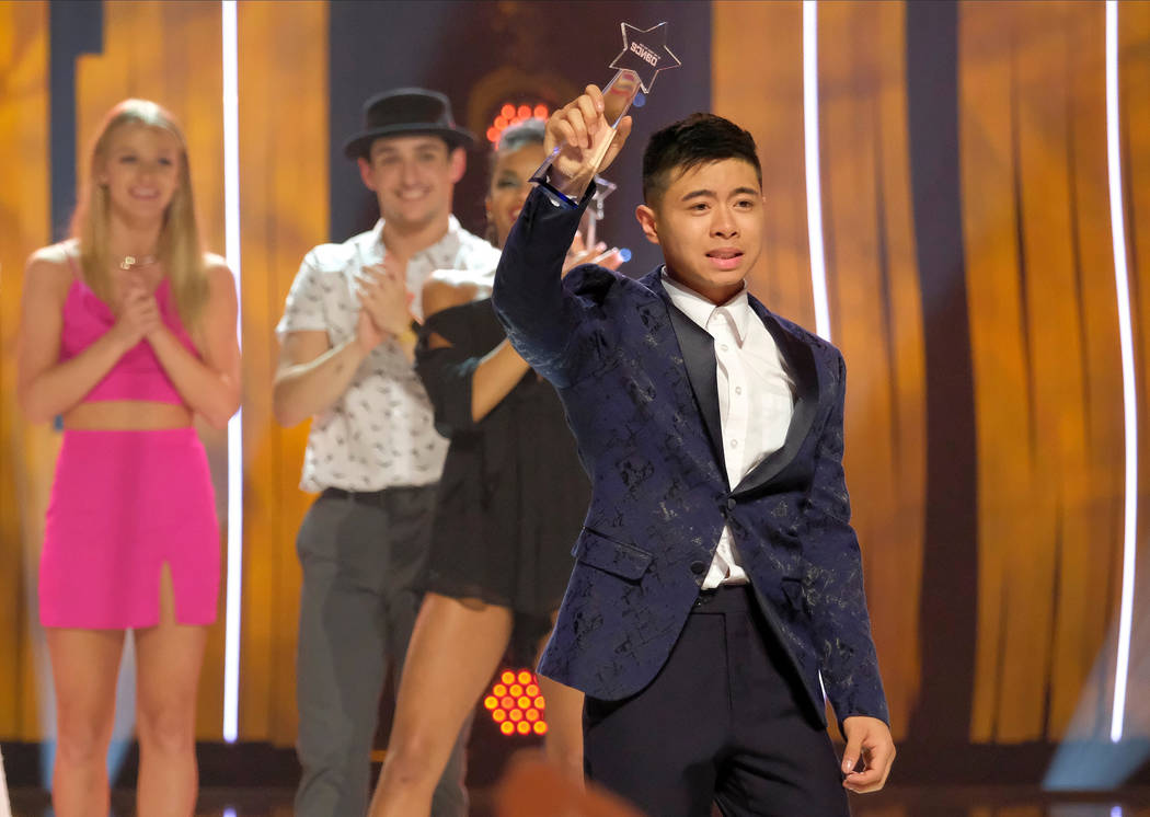 "America's Favorite Dancer is Bailey Munoz on the Season Finale of ""So You Think You Can Dance ..."