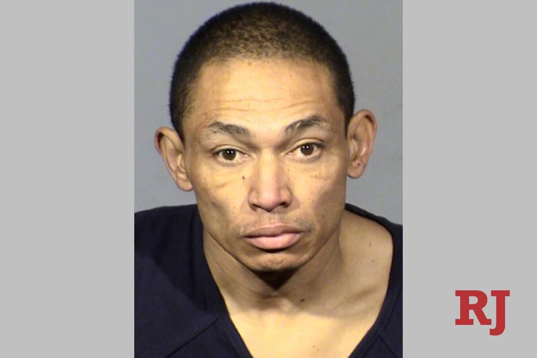 Lon Clark (Las Vegas Metropolitan Police Department)