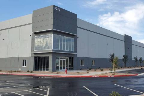 EastGroup Properties has acquired Southwest Commerce Center, an industrial complex seen here an ...