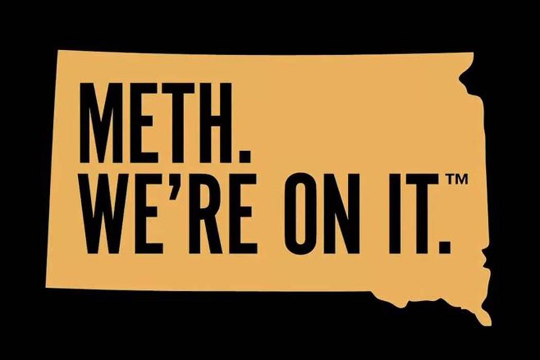 South Dakota 'Meth. We're on it' campaign draws chuckles, defense