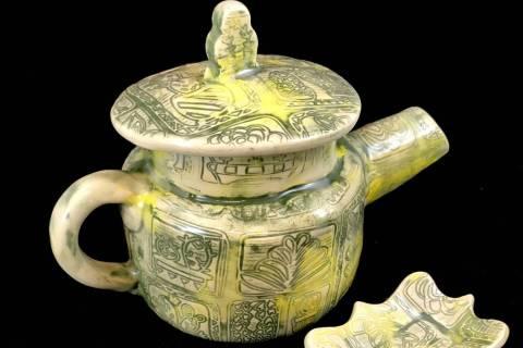 """Cactus Par-Tea"" by Linda Lou Brunsvold"