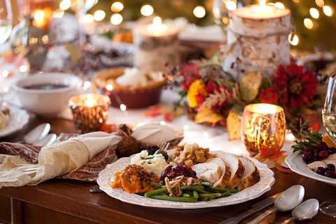 Review-Journal readers shared the must-haves for Thanksgiving dinner. (Getty Images)