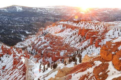 Cedar Breaks National Monument south of Brian Head in Southern Utah. (Submitted photo)