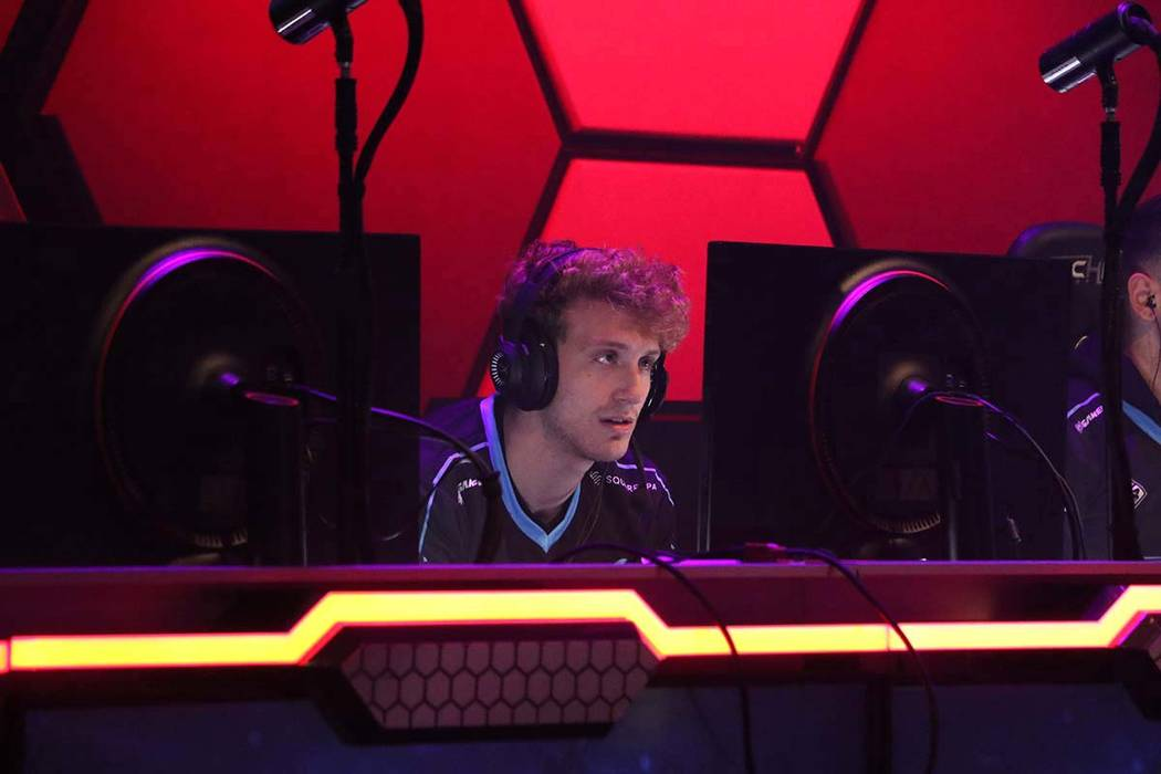 NiceWigg competed at NewEgg's FragFest at the HyperX Esports Arena at the Luxor in September. ( ...