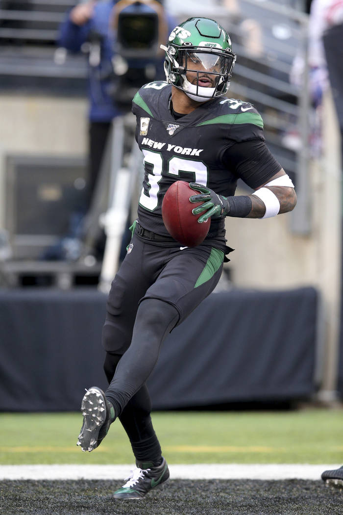 Jets Safety Jamal Adams Presents Multiple Challenges For Raiders Video Las Vegas Review Journal