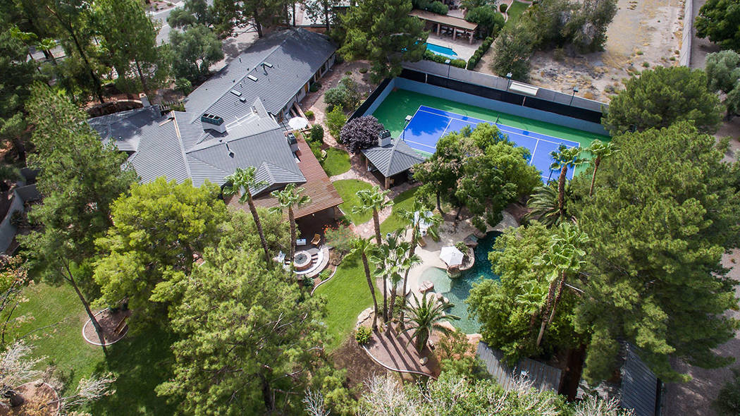 Simply Vegas Winchester District historical compound has been listed for $2.75 million.