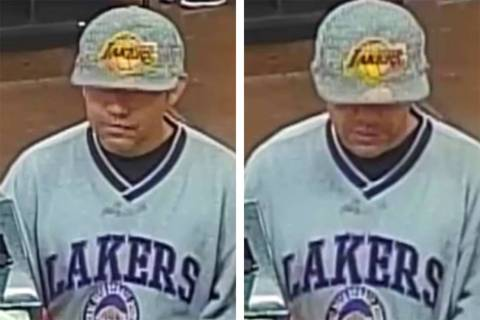 Police are searching for a man in connection to a robbery Thursday, Nov. 21, 2019, on the 3800 ...
