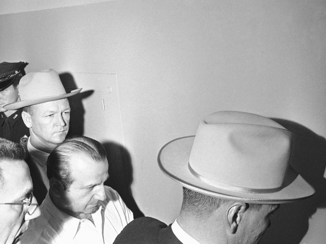 A big question in Dallas is why Jack Ruby shot and killed Lee Harvey Oswald as the man accused ...