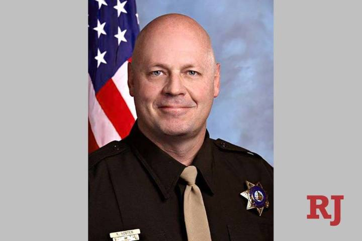 Kirk Hooten (Las Vegas Police Protective Association)
