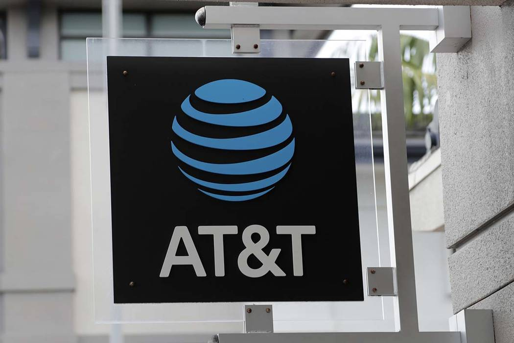 AT&T's 5G network will be available for Las Vegas customers with 5G compatible devices ahead of ...