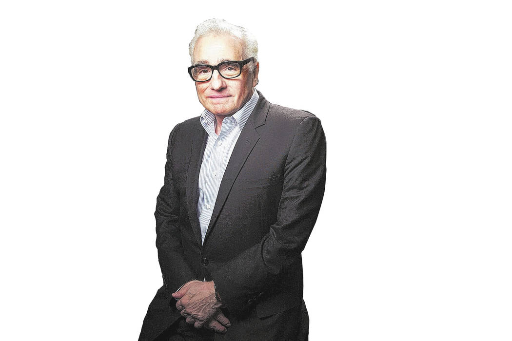 This Dec. 15, 2013 photo shows American film director Martin Scorsese in New York. Scorsese's ...