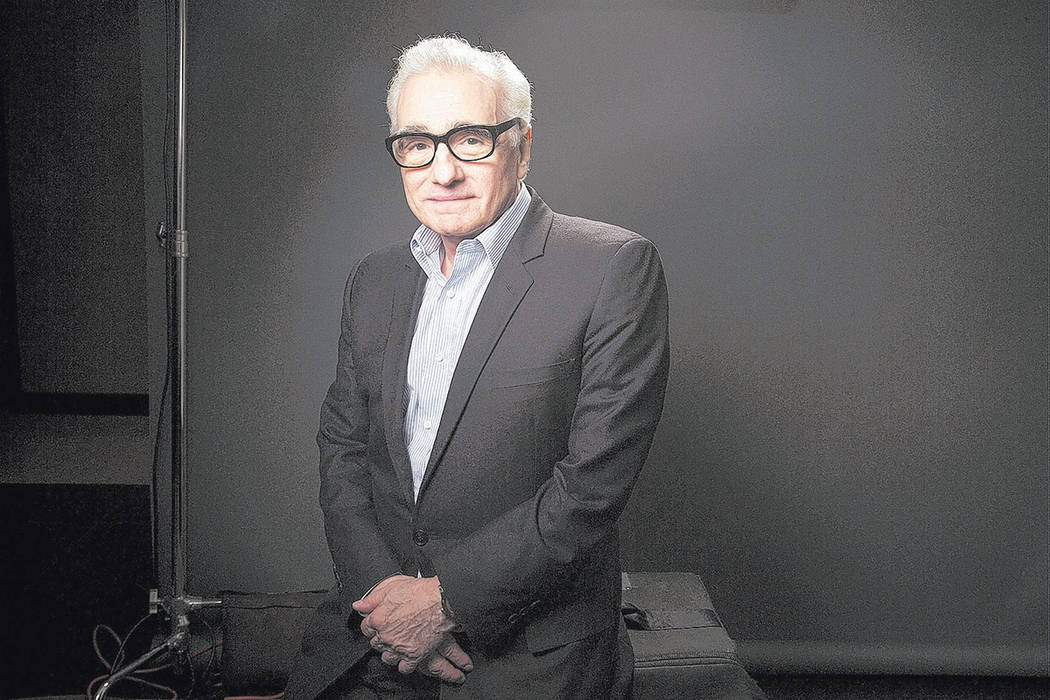 American film director Martin Scorsese (Photo by Victoria Will/Invision/AP)