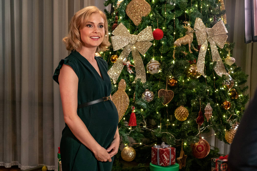 """Rose McIver in """"A Christmas Prince: The Royal Baby"""" (Netflix)"""