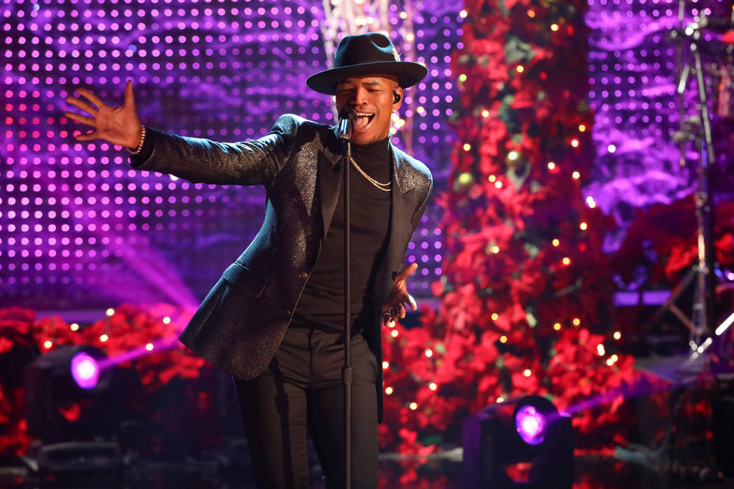 Ne-Yo will perform in the 21st annual A Home for the Holidays with Idina Menzel, which will be ...